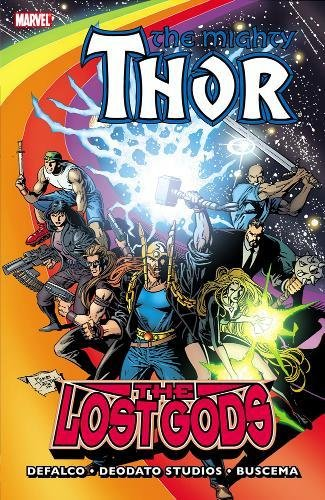 The Mighty Thor: The Lost Gods