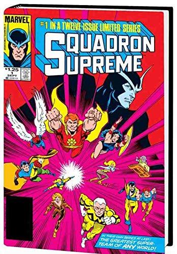 9780785149866: Squadron Supreme (Marvel Omnibus)