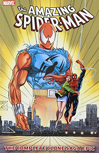 Spider-Man : The Complete Clone Saga Epic Book 5