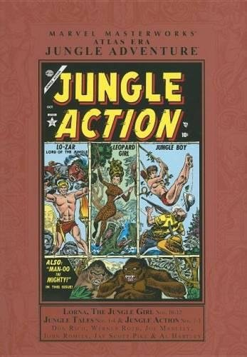 Marvel Masterworks: Atlas Era Jungle Adventure Volume 2 (Hardback)