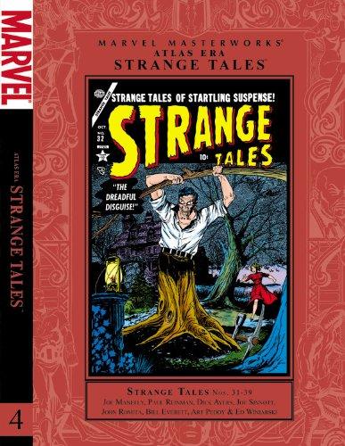 Marvel Masterworks: Atlas Era Strange Tales Vol. 4 (Hardback): Sid Greene