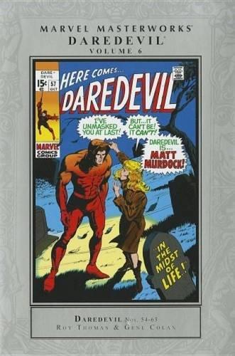 9780785150206: Marvel Masterworks: Daredevil 6