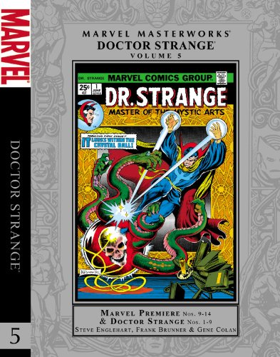 9780785150220: Marvel Masterworks: Doctor Strange 5: Master of the Mystic Arts