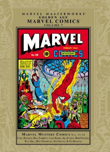 Marvel Masterworks: Golden Age Marvel Comics - Volume 7: Gill, Ray; Lee, Stan; Spillane, Mickey