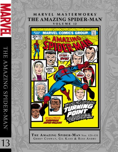 Marvel Masterworks: The Amazing Spider-Man - Volume 13 )