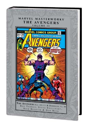 9780785150381: Marvel Masterworks: The Avengers Volume 11 (Marvel Masterworks (Unnumbered))