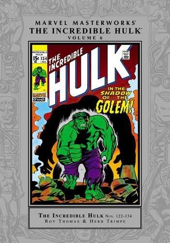 9780785150428: Marvel Masterworks: The Incredible Hulk - Volume 6