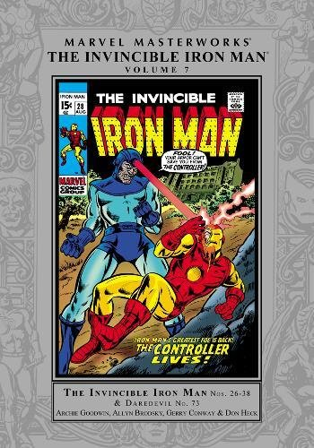 9780785150442: The Invincible Iron Man, Volume 7 (Marvel Masterworks)