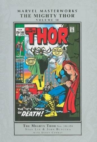 9780785150466: The Mighty Thor, Volume 10 (Marvel Masterworks)