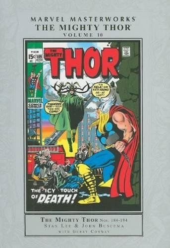 9780785150466: Marvel Masterworks Presents The Mighty Thor 10