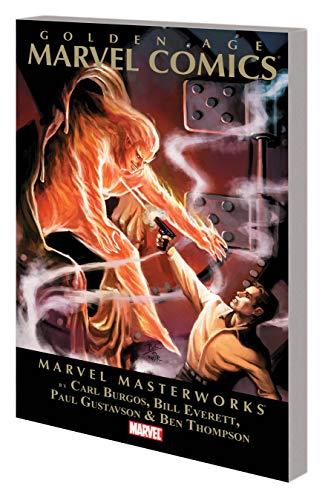 9780785150527: Marvel Masterworks: Golden Age Marvel Comics Volume 1