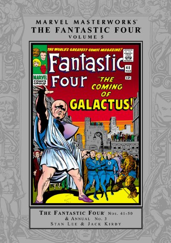 9780785150589: Fantastic Four, Vol. 5 (Marvel Masterworks)
