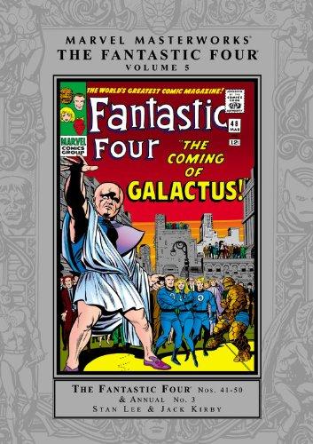 9780785150589: Marvel Masterworks: The Fantastic Four - Volume 5 (Marvel Masterworks Fantastic Four (Quality))