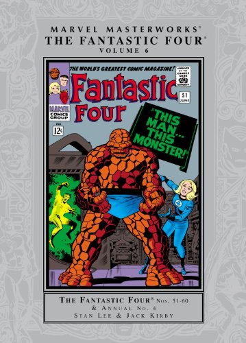 9780785150602: Marvel Masterworks - The Fantastic Four - Volume 6