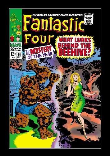 9780785150626: Marvel Masterworks: The Fantastic Four 7