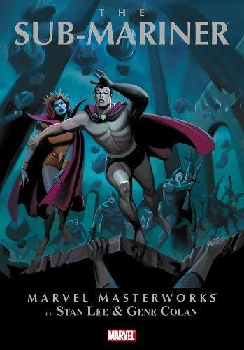9780785150688: Marvel Masterworks: The Sub-Mariner - Volume 1