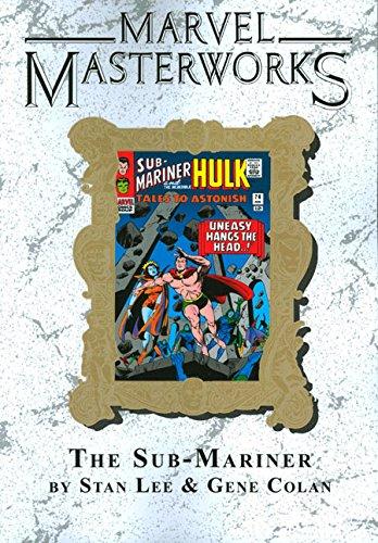 9780785150695: Marvel Masterworks The Sub-Mariner Vol. 1