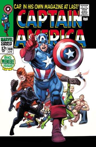 9780785150787: Captain America Omnibus 1: Collecting Tales of Suspense Nos. 59-99 & Captain America Nos. 100-113