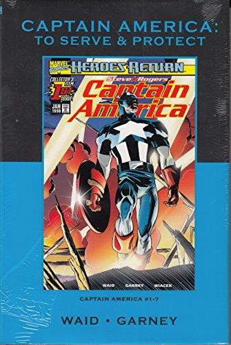 9780785150831: Captain America: To Serve & Protect (Marvel Premiere Classic Vol 65 DM Ed)