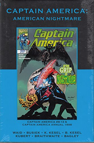 9780785150855: Captain America: American Nightmare (Marvel Premiere Classic Vol 67 DM Ed)