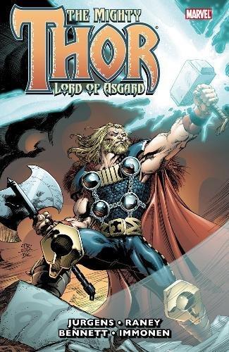 Thor: Lord of Asgard: Jurgens, Dan
