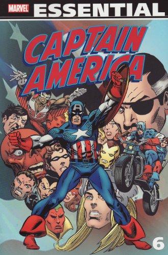 9780785150916: Essential Captain America - Volume 6