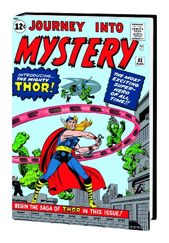 9780785150992: Mighty Thor Omnibus HC Jack Kirby (Direct Market Edition, 01)