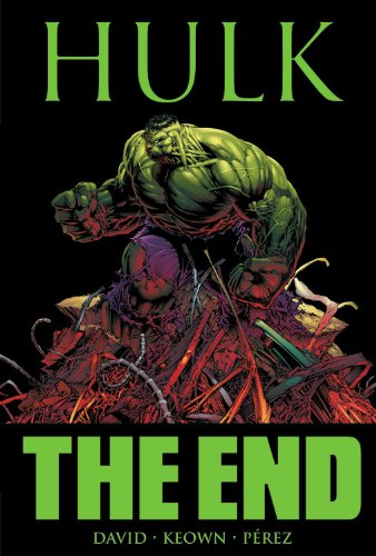 Incredible Hulk: The End