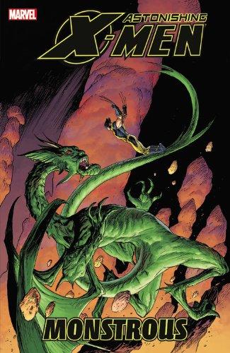 9780785151159: Astonishing X-men 7: Monstrous