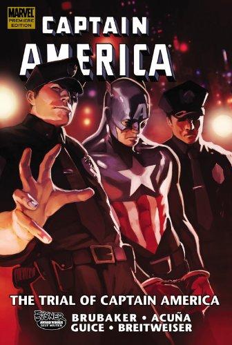 Captain America: The Trial of Captain America