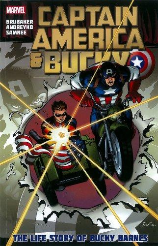 9780785151241: Captain America and Bucky: The Life Story of Bucky Barnes