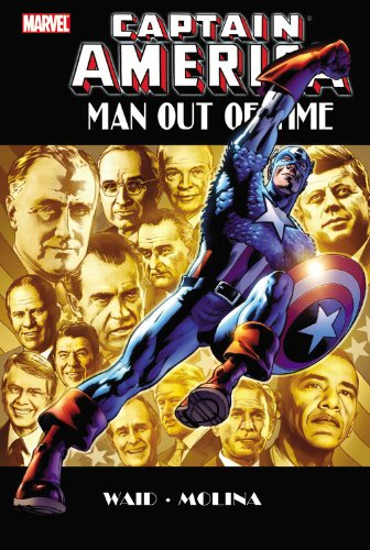 9780785151289: CAPTAIN AMERICA MAN OUT OF TIME PREM HC
