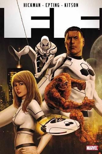 9780785151456: Future Foundation, Volume 1: Tomorrow (Fantastic Four)