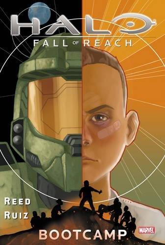 9780785151470: Halo: Fall of Reach: Bootcamp