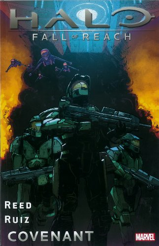 9780785151494: Halo - Fall of Reach: Covenant (Halo (Marvel Paperback))
