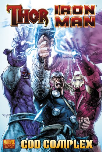 9780785151616: Thor Iron Man Prem HC God Complex
