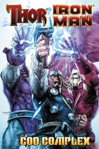 9780785151623: THOR IRON MAN GOD COMPLEX (Marvel Us)