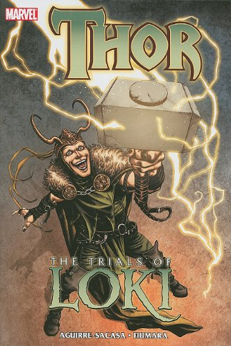 9780785151654: Thor: The Trials of Loki