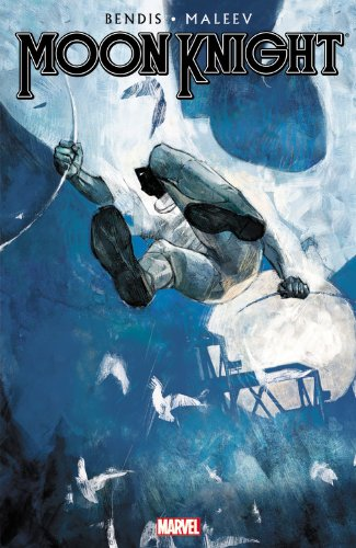 9780785151715: MOON KNIGHT BY BENDIS AND MALEEV PREM 02 HC