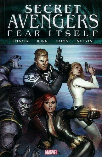 9780785151784: Fear Itself: Secret Avengers