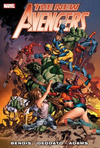 New Avengers, Vol. 3: Brian M Bendis, Neal Adams