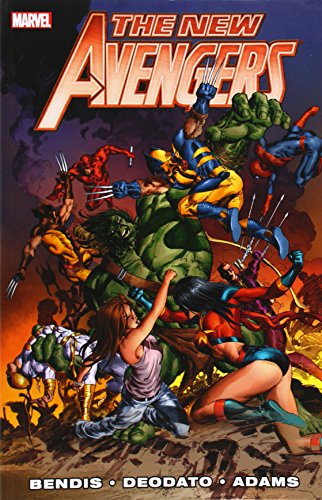 9780785151807: NEW AVENGERS BY BRIAN MICHAEL BENDIS 03