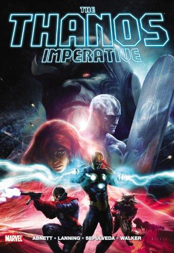 Thanos Imperative, The (Graphic Novels - Superhero (Marvel Comics)): Dan Abnett, Andy Lanning, Brad...