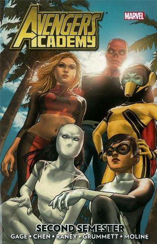 9780785152033: Avengers Academy: Second Semester