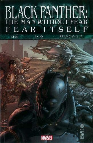9780785152064: Black Panther: The Man Without Fear: Fear Itself
