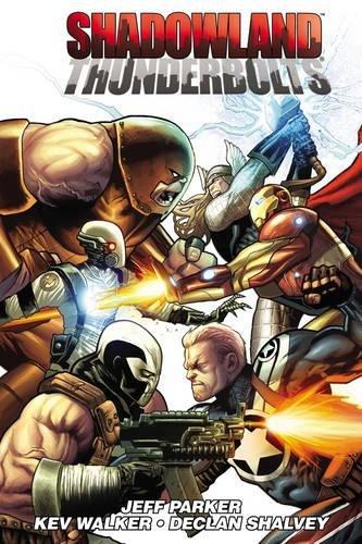 9780785152194: Shadowland: Thunderbolts