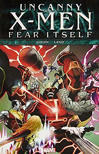 9780785152279: Fear Itself: Uncanny X-Men