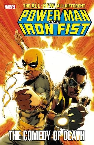 9780785152477: Power Man and Iron Fist: The Comedy of Death
