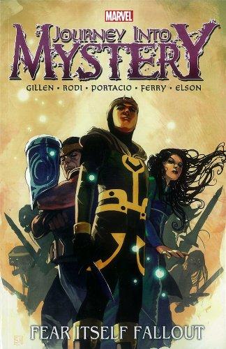 Journey into Mystery, Vol. 2: Fear Itself Fallout: Rodi, Rob; Gillen, Kieron