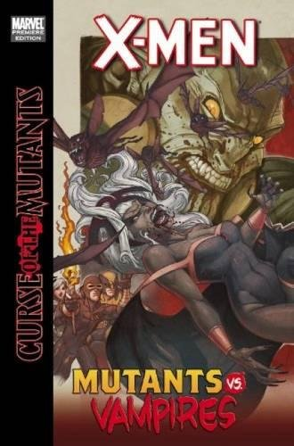 9780785152941: X-Men: Curse of the Mutants - Mutants vs. Vampires
